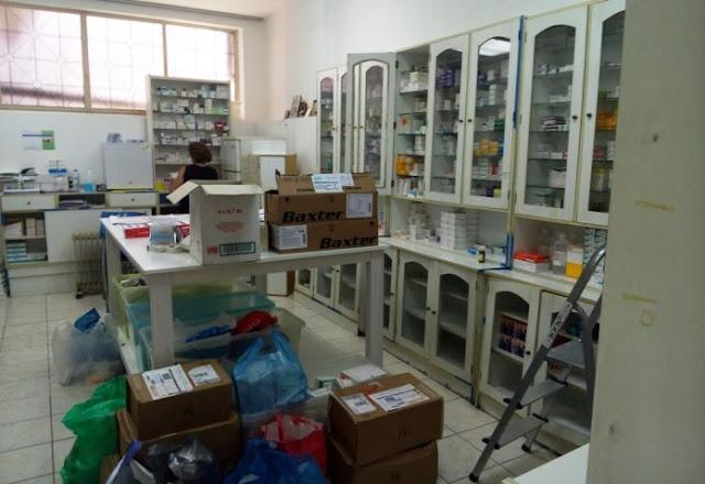 Πρέβεζα: Κοινωνική δράση για την ενίσχυση του Κοινωνικού Παντοπωλείου και του Κοινωνικού Φαρμακείου