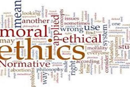 Definisi Etika Dalam Ilmu Filsafat dan Logika