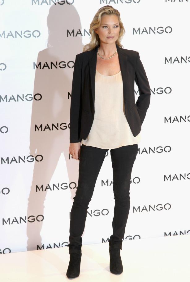 Looks da Kate Moss