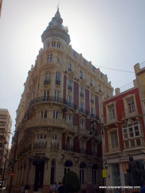 Gran Hotel en Cartagena
