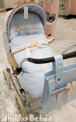 saco silla Arrue Derby celeste  camel