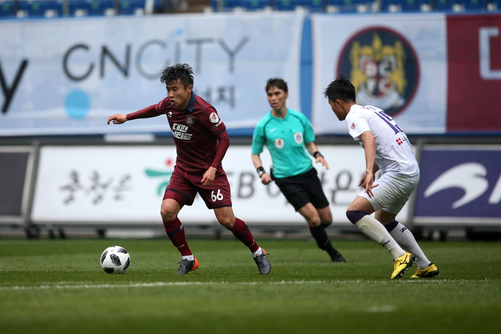 2018 Season Review: Daejeon Citizen Park Soo-il