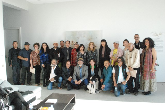 Symposium international d'Art Contemporain Maoc Chine : la Route de l'Art