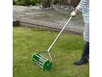 Eckman Hand Push Lawn Aerator