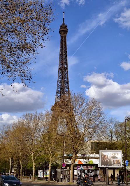 Paris - Dia 1 - Torre Eiffel