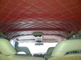 Intip interior Blazer