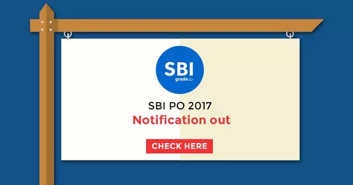 SBI PO Recruitment 2017: for 2313 Vacancies - Apply Online