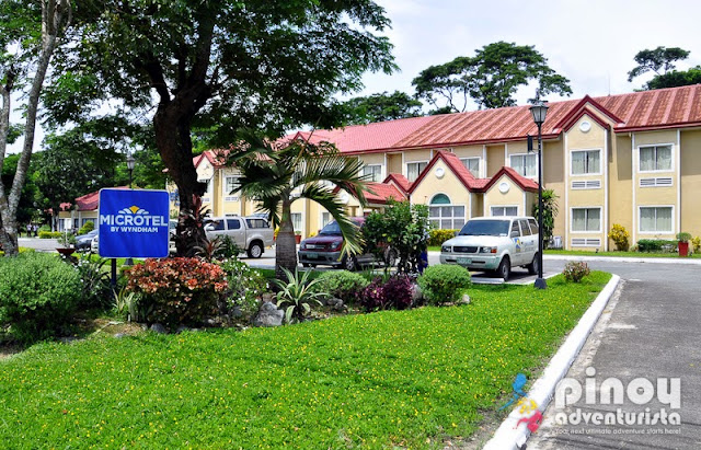 Where to Stay in Tarlac Microtel Luisita