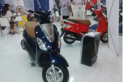 SYM Attila Venus 125 cc Matic Model Retro