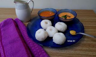 Pundi/rice balls