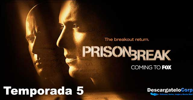 Prison Break Temporada 5 HD Español Latino