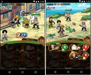 free download game one piece for android