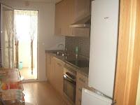 piso en alquiler calle boqueras almazora cocina