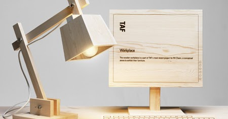 porzellan senf und prosecco leuchten aus holz. Black Bedroom Furniture Sets. Home Design Ideas