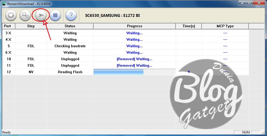 Cara Flash Samsung E1272 Via Research Download 100  Work