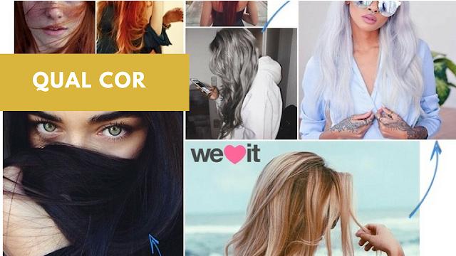 5 Fatos que vão decidir a cor que vai pintar seu cabelo
