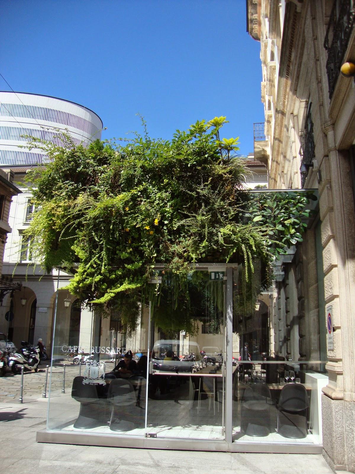 Un piccolo giardino in città: Il giardino verticale di Patrick Blanc ...