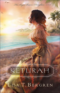 Spring Reads: Keturah by Lisa T. Bergren