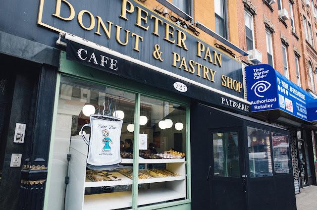 ピーターパン・ドーナツ・アンド・ペーストリーショップ(PETER PAN DONUT&PASTRY SHOP)