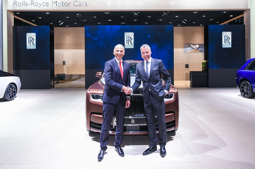 Rolls-Royce celebrates success in China at Shanghai Motor Show