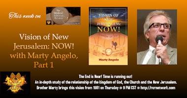 Vision of New Jerusalem: NOW! Part 1......