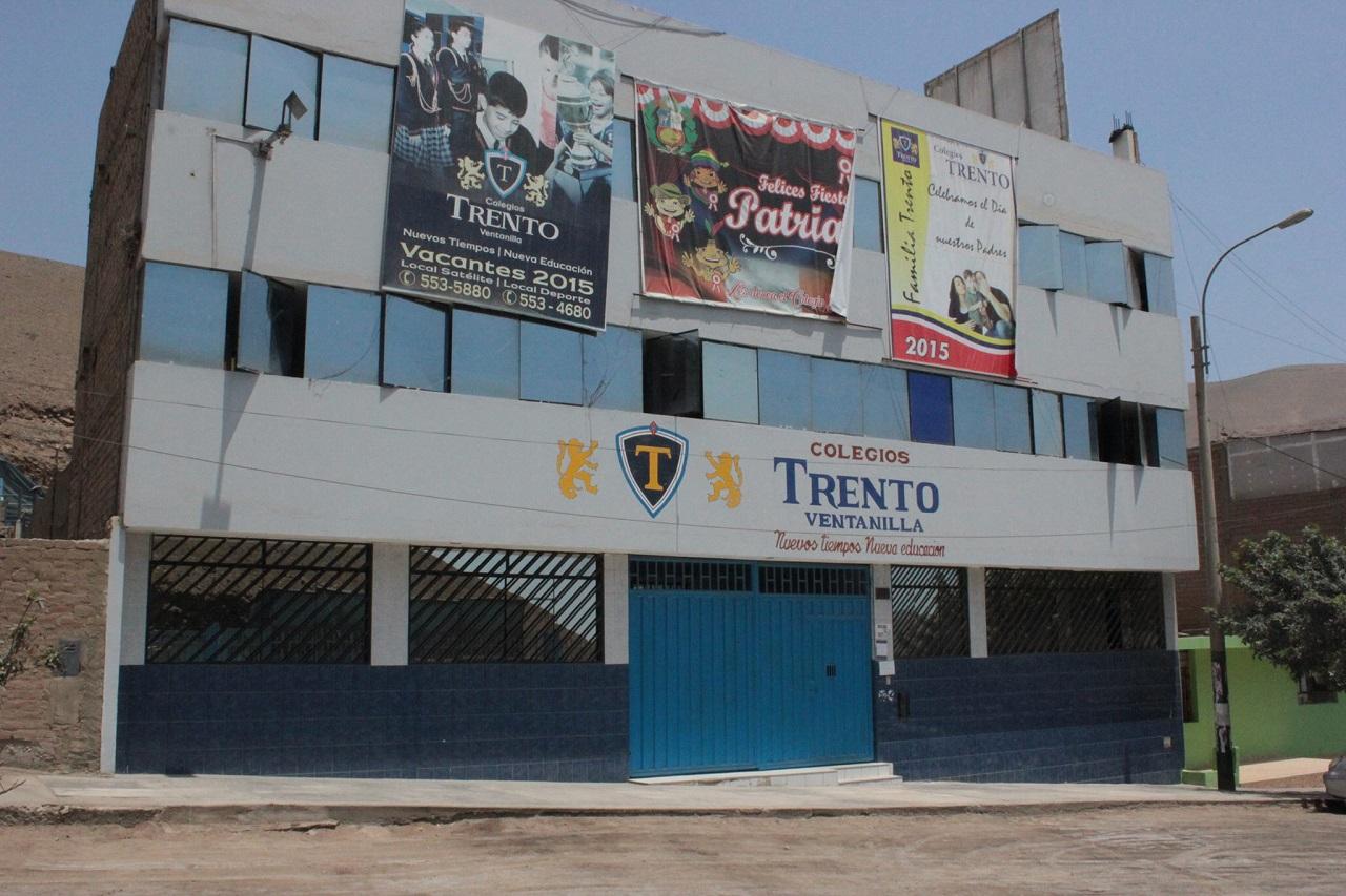 Colegio TRENTO - Ventanilla