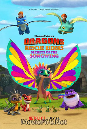 Dragons: Rescue Riders: Secrets of the Songwing (2020) 1080p
