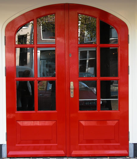 Chinoiserie Chic The Chinoiserie Front Door  The Winner