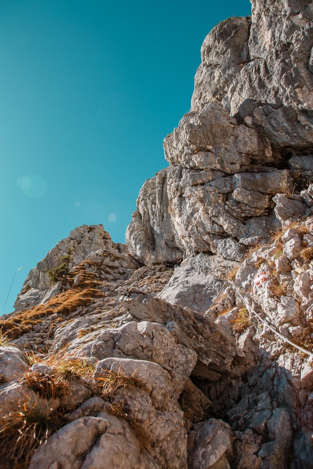 Bergtour Scheffauer  Wandern Wilder Kaiser  leichter Gipfel im Wilden Kaiser  Wandern-Tirol 05