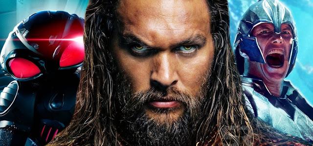 'Aquaman 2' será mais 'serio' afirma diretor James Wan