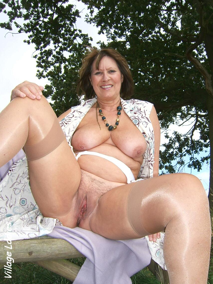 Recommend you british mature women