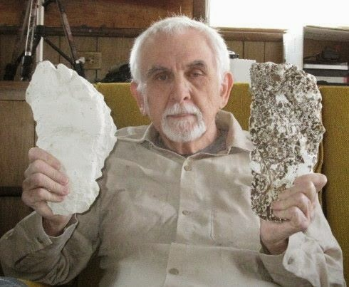 Bigfoot Researcher Larry Surface