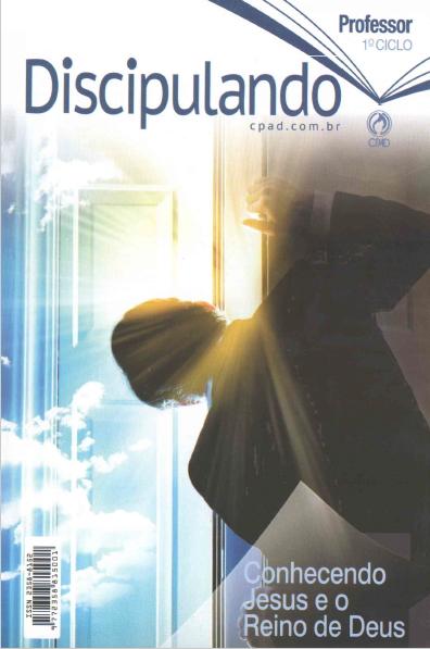 revista discipulado 2 cpad