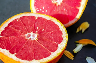 Grapefruit and Other Fruits are in Group 2