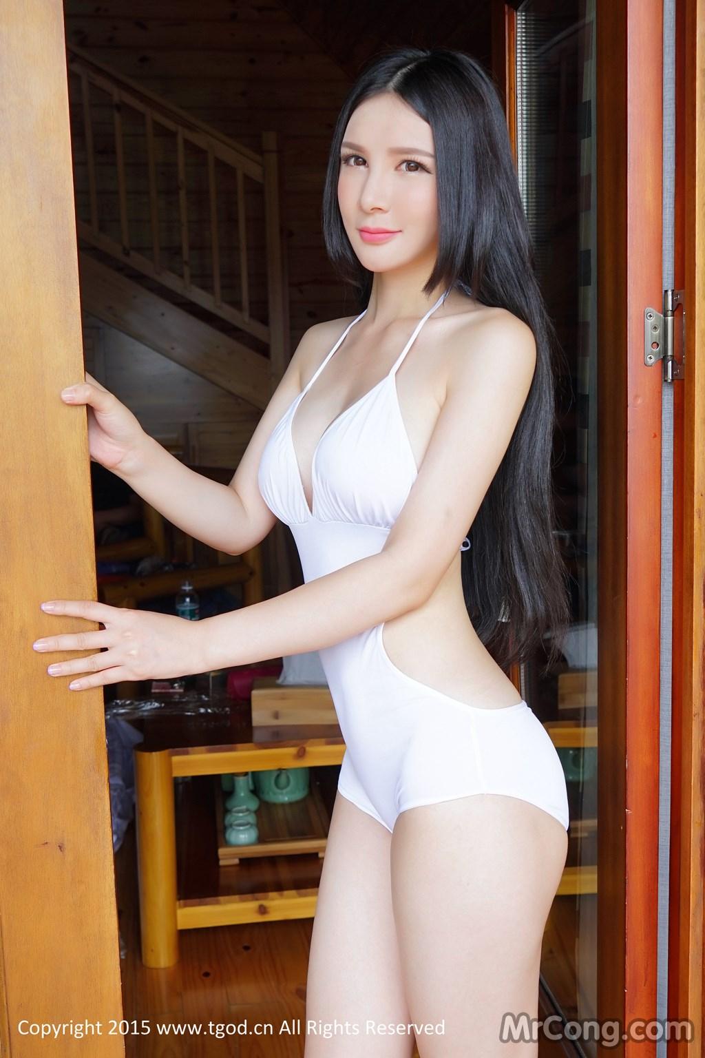 TGOD 2015-09-19: Người mẫu Gu Xinyi (顾欣怡) (48 ảnh)
