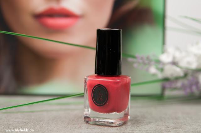 Nagellack - 311 rouge roseraie