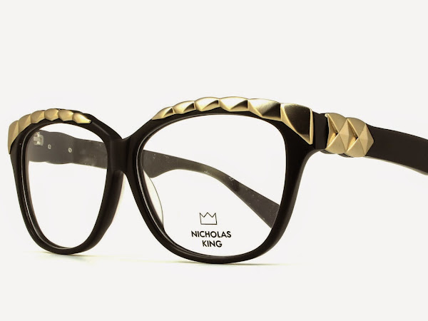 New Charity Collection: Nicholas King for Glasses Direct