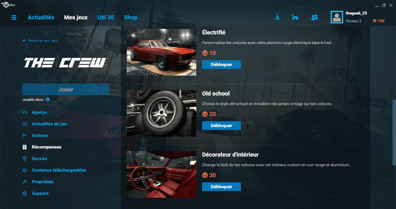 تحميل لعبة The Crew للكمبيوتر اصلية بالمجان هدية من Ubisoft بمناسبة 30 سنة