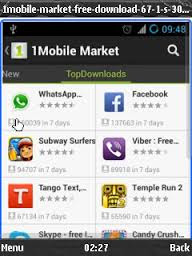 1Mobile Market APK File