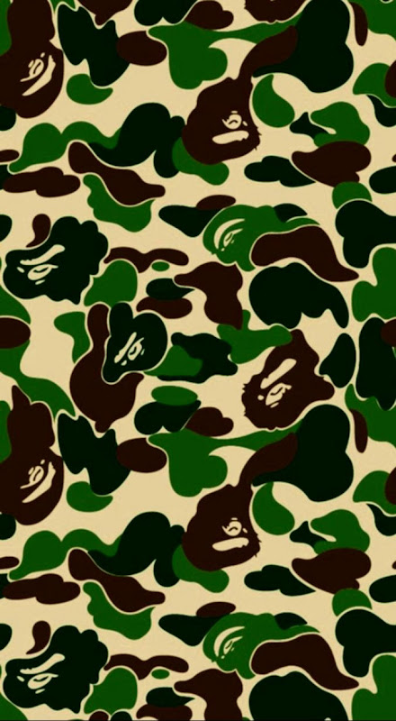 Camo Wallpaper For Iphone Wallpapers Magazine