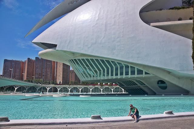 miasteczko Sztuki i Nauki, Walencja Hiszpania