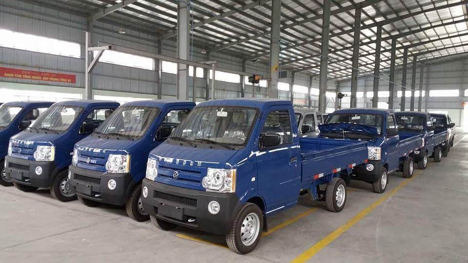 Cần bán xe tải nhỏ Dongben, Xe tải Dongben 700kg 750kg 800kg 870kg,xe tải nhỏ Dongben trả trước 45tr