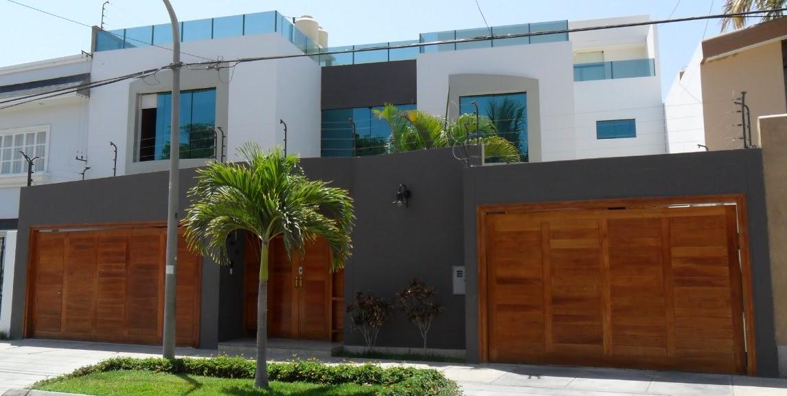 Fachadas y casas elegantes fachadas para casas bonitas for Casas modernas y bonitas