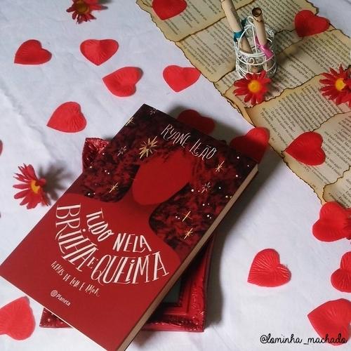 Dreams Books Resenha Tudo Nela Brilha E Queima
