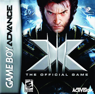 X-Men III: The Official Game ( BR ) [ GBA ]