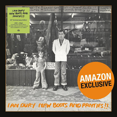 Grobljanski Krug Ian Dury New Boots And Panties 40th