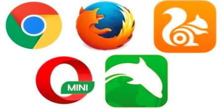 browser paling aman untuk android