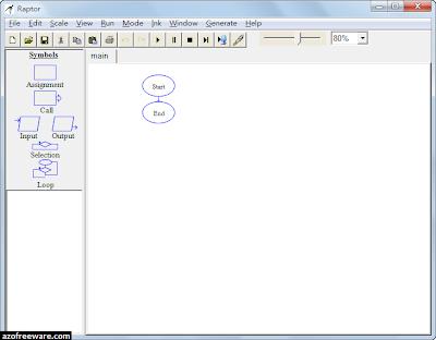 Raptor 4.0.6.0001 免安裝版 (4.0.6.0004 安裝版) - 以流程圖為主的程式設計軟體 - 阿榮福利味 - 免費軟體下載