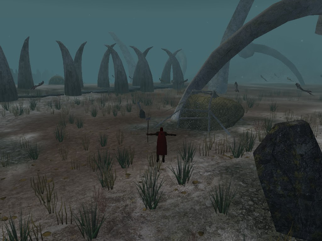 Yeebo Fernbottom's MMO Blog: Dark Age of Camelot: The best PvE MMO
