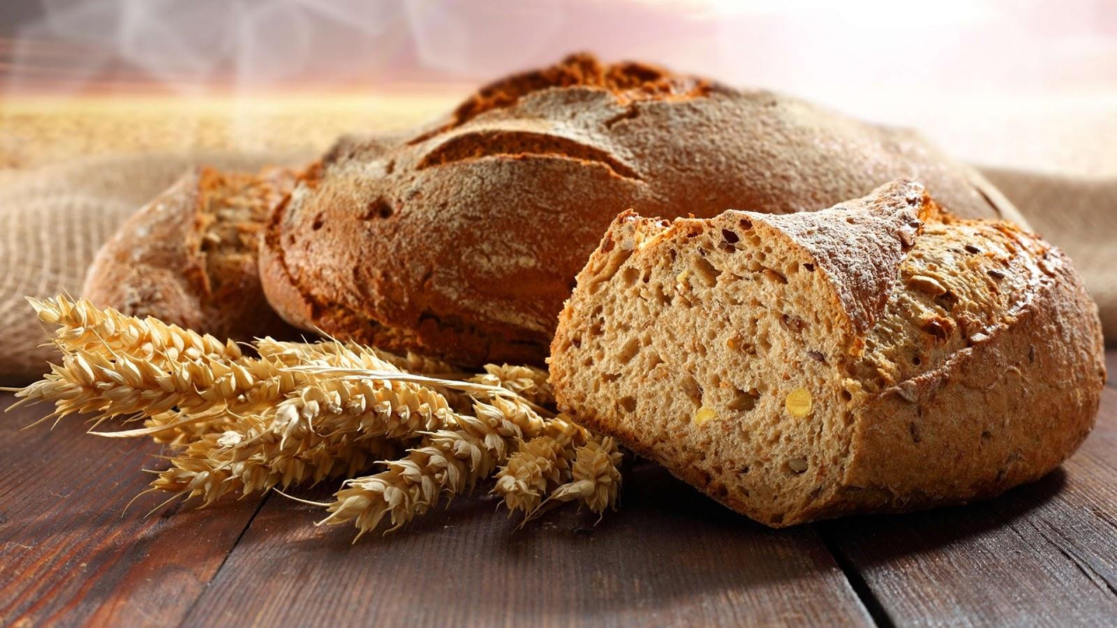 Sehat untuk mata tepung gandum